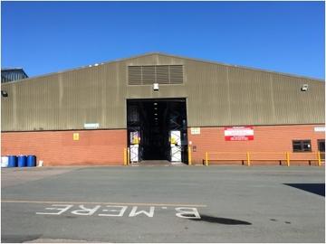 Anglo American warehouse