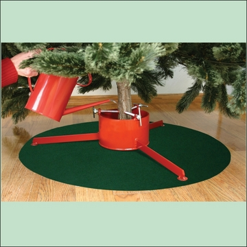 Drymate Christmas Mat - green