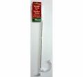 Wreath Hook for Wooden Doors - Product code:- 9202-99-1740. Case Pack 12