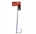 Adams Adjustable Wreath Hook for Wooden Doors. Product code 9220-99-2711. Case pack 12. This is a Powerwing Display product.