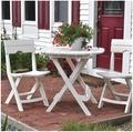 Adams Quik Fold Cafe Table.