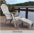 Adams Adirondack Chair