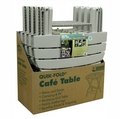 Adams Quik Fold Cafe Table.