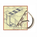 Adams Clear Tablecloth Clips. Product Code :- 8400-99-3040. Case pack 12.