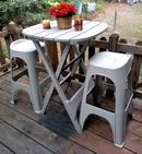 Quik Fold Bistro Tables