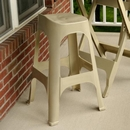 Adams Real Comfort Bar Stool.