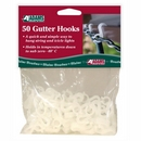 Gutter Hooks. Sub-Zero. 50ct pack - Product code:- 5150-99-2241. Case Pack 12. This is a Powerwing Display product.